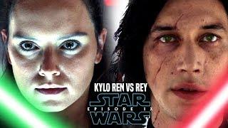 Star Wars Episode 9 HUGE Lightsaber Duel! Leaked Details & More