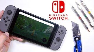 Nintendo Switch Durability Test!! - Will it survive?