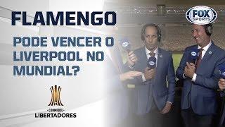 FLAMENGO PODE VENCER O LIVERPOOL NO MUNDIAL?
