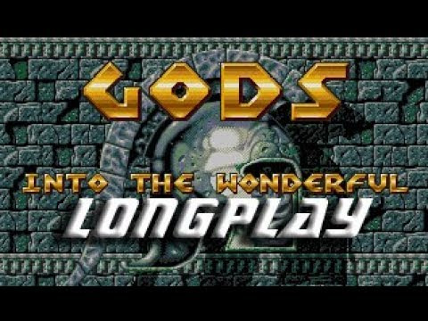 Gods (Commodore Amiga) Longplay