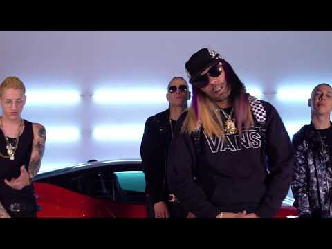 Flotando Sin Gravedad Remix ft Jon Z, Baby Rasta, Sou y Lyan - Jochy El Lobo