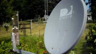 WD4AM Homebrew Wifi Dish Free Internet