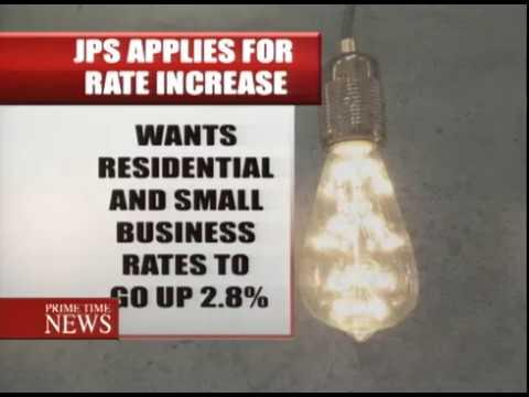 JPS Seeks Rate Reduction