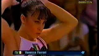 VANESSA FERRARI L'ORO MONDIALE DEL 2006