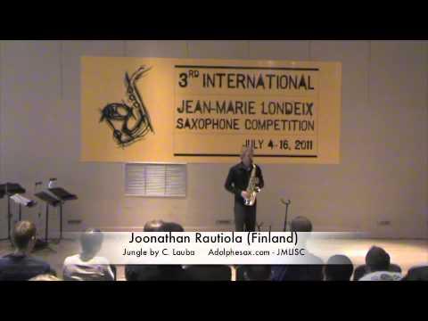3rd JMLISC: Joonathan Rautiola (Finland) Jungle by C. Lauba