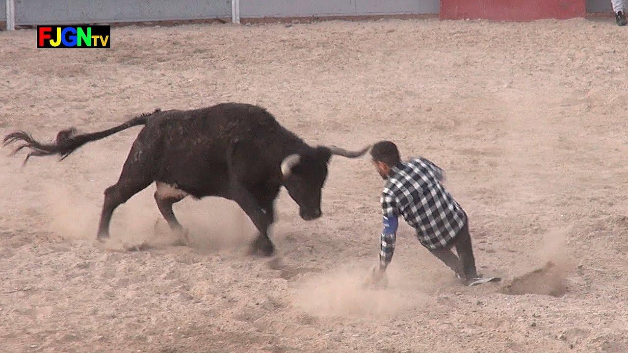 Vaquillas Raul Monferrer - Nules (12-04-2019) Castellon Bous Al Carrer