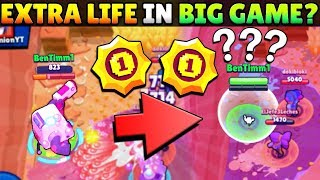 8-BIT EXTRA LIFE IN BIG GAME! WHAT HAPPENS!?