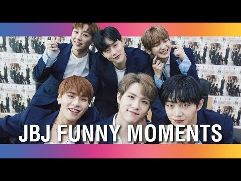 JBJ, THE HAPPY VIRUSES | FUNNY MOMENTS 제이비제이 TRY TO NOT LAUGH