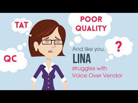 Online Voice Over Service