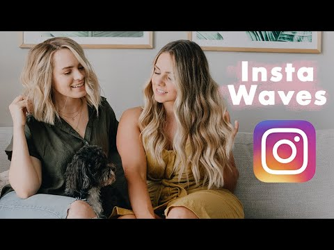 How to Get Instagram Hair on Long and Short Hair!