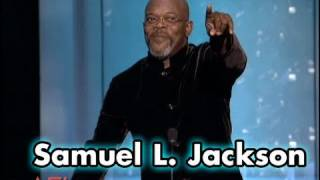 "Samuel L. Jackson Calls Al Pacino ""Money"""