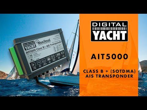 AIT5000 - Class B+ (SOTDMA) AIS Transponder - Digital Yacht