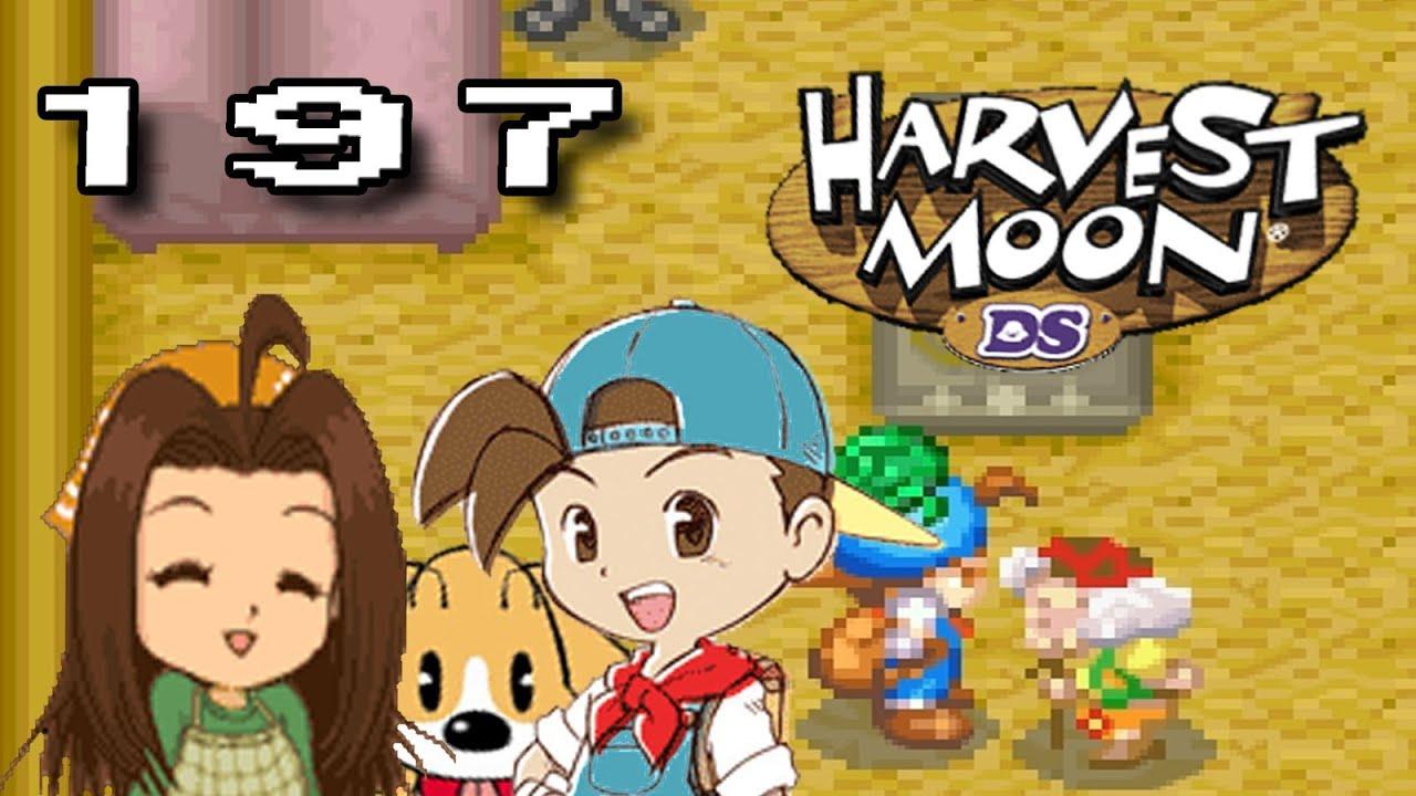 Alle Harvest Moon Spiele