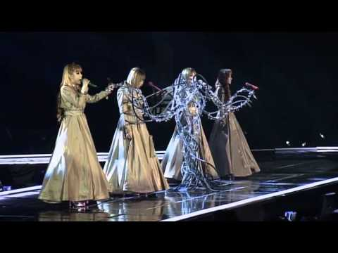 2NE1 - IT HURTS - NEW EVOLUTION IN SEOUL