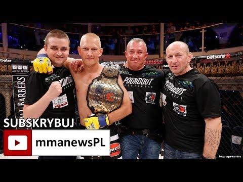 """Oskar Piechota mierzy w UFC po zdobyciu pasa Cage Warriors: """"Gdańsk to idealny scenariusz."""""""