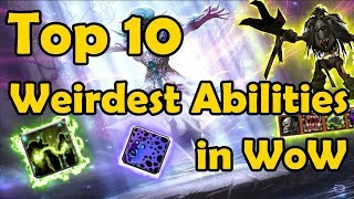 Top 10 Weirdest Abilities in WoWs History