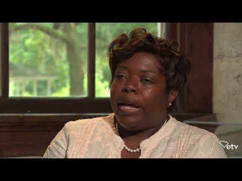 screenshot of youtube video titled Sonja Evans - Full Interview | Sea Change
