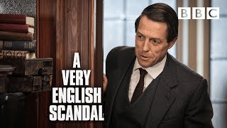 Hugh Grant's Transformation | A Very English Scandal - BBC