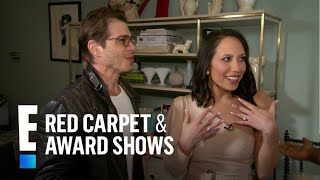 Cheryl Burke & Matthew Lawrence Show Off Her Engagement Ring | E! Red Carpet & Award Shows
