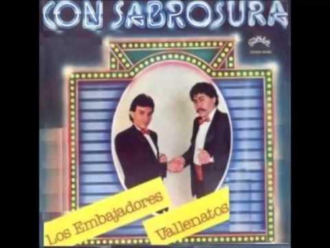 Los Embajadores Vallenatos - Álbum Con Sabrosura (1987)