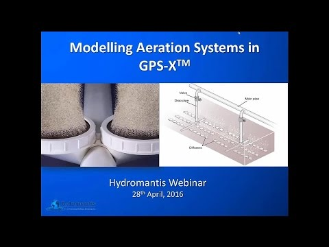 Modelling Aeration Distribution Systems with GPS-X