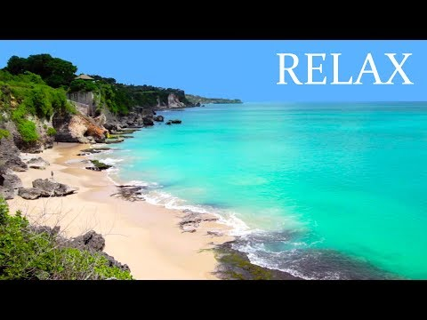 Relaxaton: RELAXING MUSIC with Gentle Sound of Water and Nature