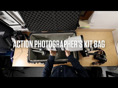 Action Photography Kit Bag with Richard Walch