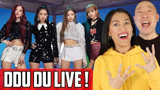 Blackpink Live Reaction - Ddu Du Ddu Du | First Time Reacting To Live Kpop Concert