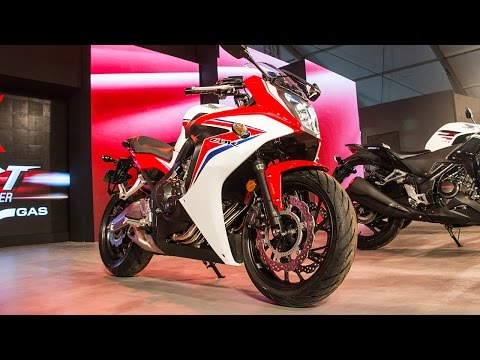 Honda CBR 650F ::WalkAround video review :: Zigwheels
