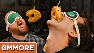 Donut On A String Challenge