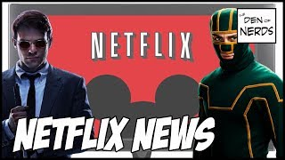 Netflix Buys Millarworld but Loses Disney? What Does This Mean for Marvel and Star Wars on Netflix?