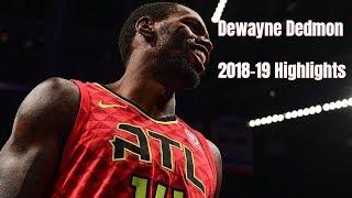 Dewayne Dedmon 2018-19 Season Highlights [HD]