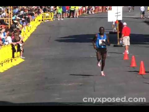 2009 Boilermaker 15k Men's Finish