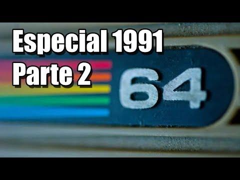 Commodore 64: Año 1991 Parte 2