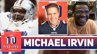 Michael Irvin Thinks Tom Brady Could Be the Greatest Athlete Ever   10 Questions   The Ringer