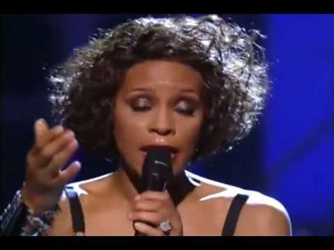 Whitney Houston - performing