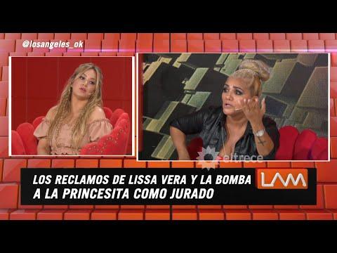 La Princesita y La Bomba se echaron en cara todo: «Me pedís empatía y me vivís faltando el respeto»