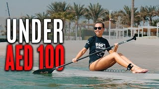 10 things to do in Dubai for under AED100.  Life in the UAE 2017.