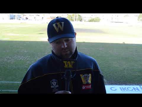 Stuart Balloch: Round 18 Post Game