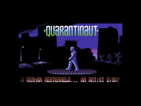 Quarantinaut (Commodore 64 demo)
