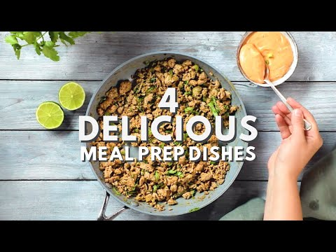 4 Easy Meal Prep Ideas To Add To Your Daily Routine   Tastemade