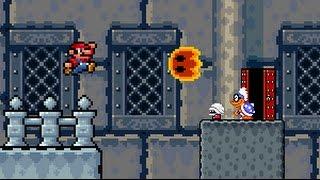 Super Mario Bros  X (SMBX 1 4 3) Custom Level - Koopa's Forest