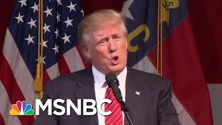 """Donald Trump Claims """"I Could Run"""" Robert Mueller Investigation """"If I Want"""" 