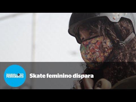Skate feminino decola no Brasil após Olimpíadas