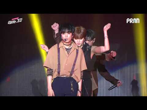 NU'EST W(뉴이스트 W) - Dejavu Live stage (Who,You Showcase)
