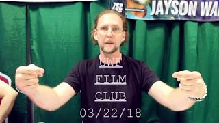 UWF Film Club Livestreamers | Jayson Warner Smith