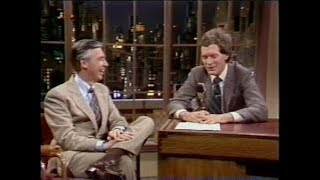 Fred Rogers on Late Night February 17, 1982
