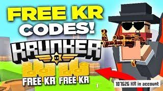 *NEW* Free KR Codes in Krunker Update! (giveaway)