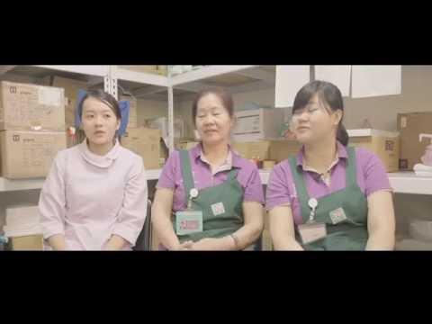 2015 禾馨婦產科 - 專業母胎醫學中心 工作人員篇