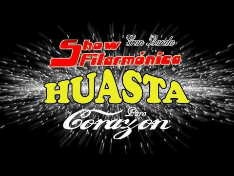 SHOW FILARMONICA HUASTA - PRIMICIA 2017 TEMA:LUCERITO DEL AMANECER  D.R  (música del recuerdo)